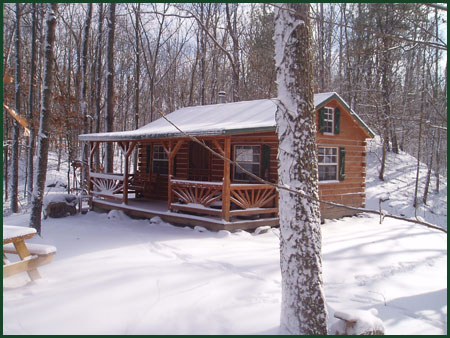 Deer run properties inc for Rustic hunting cabins