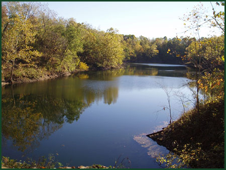 Deer Run Properties has several lakes.